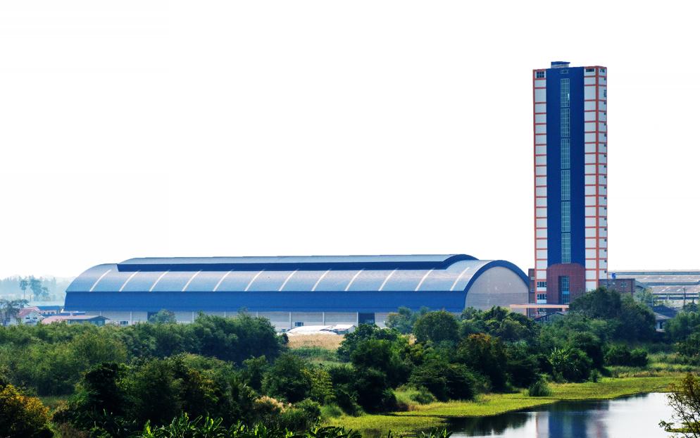 nhà máy fuji thailand